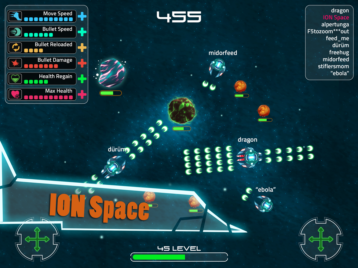 ION Space- screenshot