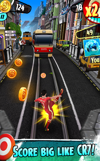 Cristiano Ronaldo: Kick'n'Run u2013 Football Runner  screenshots 9