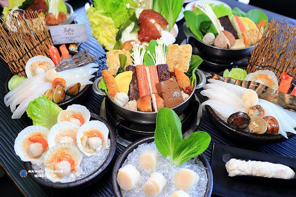 五鮮級:平價百元鍋物,海鮮、肉食、蔬菜控都可輕鬆被滿足,省荷包的好選擇