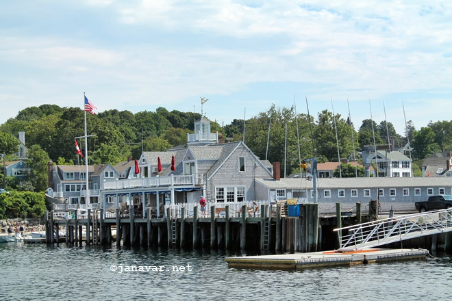 Travel: Rockport, MA - T-Wharf Sandy Bay Yacht Club