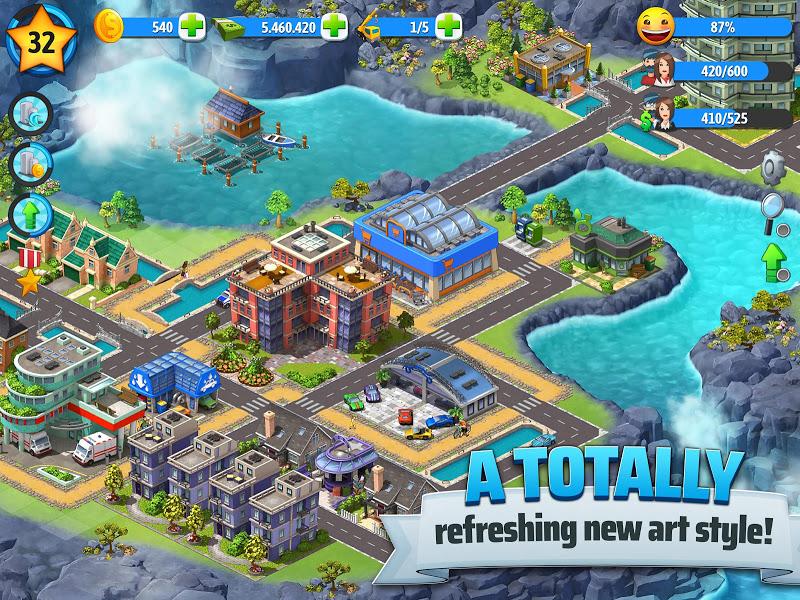 City Island 5 - Tycoon Building Simulation Offline Screenshot 11