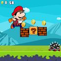Mario adventure icon