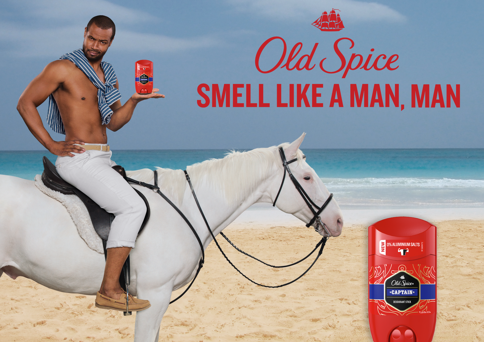 Credit: Old Spice