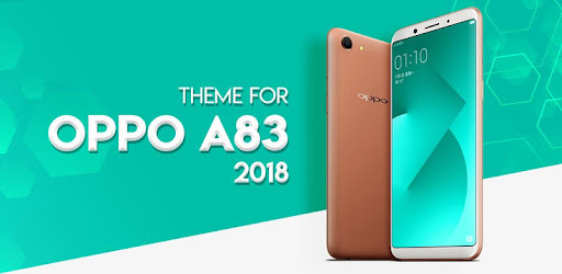 Launcher Theme for Oppo A83 with Stock Wallpapers - Apps on