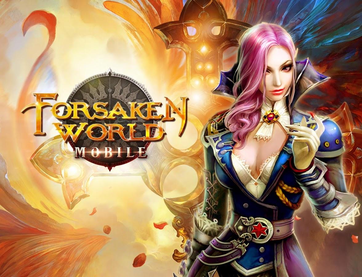 Forsaken World Mobile MMORPG - screenshot