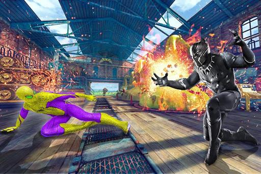 Ultimate Superhero Avenger Immortal Gods Arena War 1.0 screenshots 2