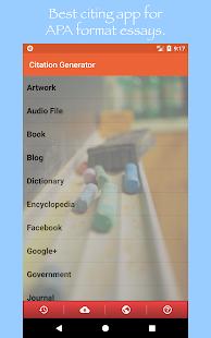 Citation Generator Apps on Google Play
