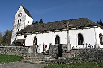 Photo: L'église de Soubey