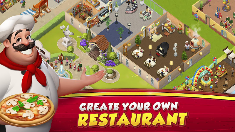 World Chef v1.34.8 [Mod]
