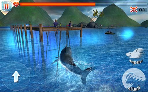 Scary Shark Evolution 3D  screenshots 6