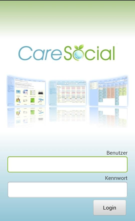 CareReader. GKV CardReader. – Screenshot