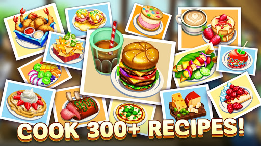 Diner DASH Adventures – a cooking game  screenshots 4
