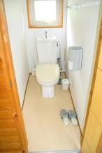 Photo: 1階 トイレ 1F toilet 1层厕所