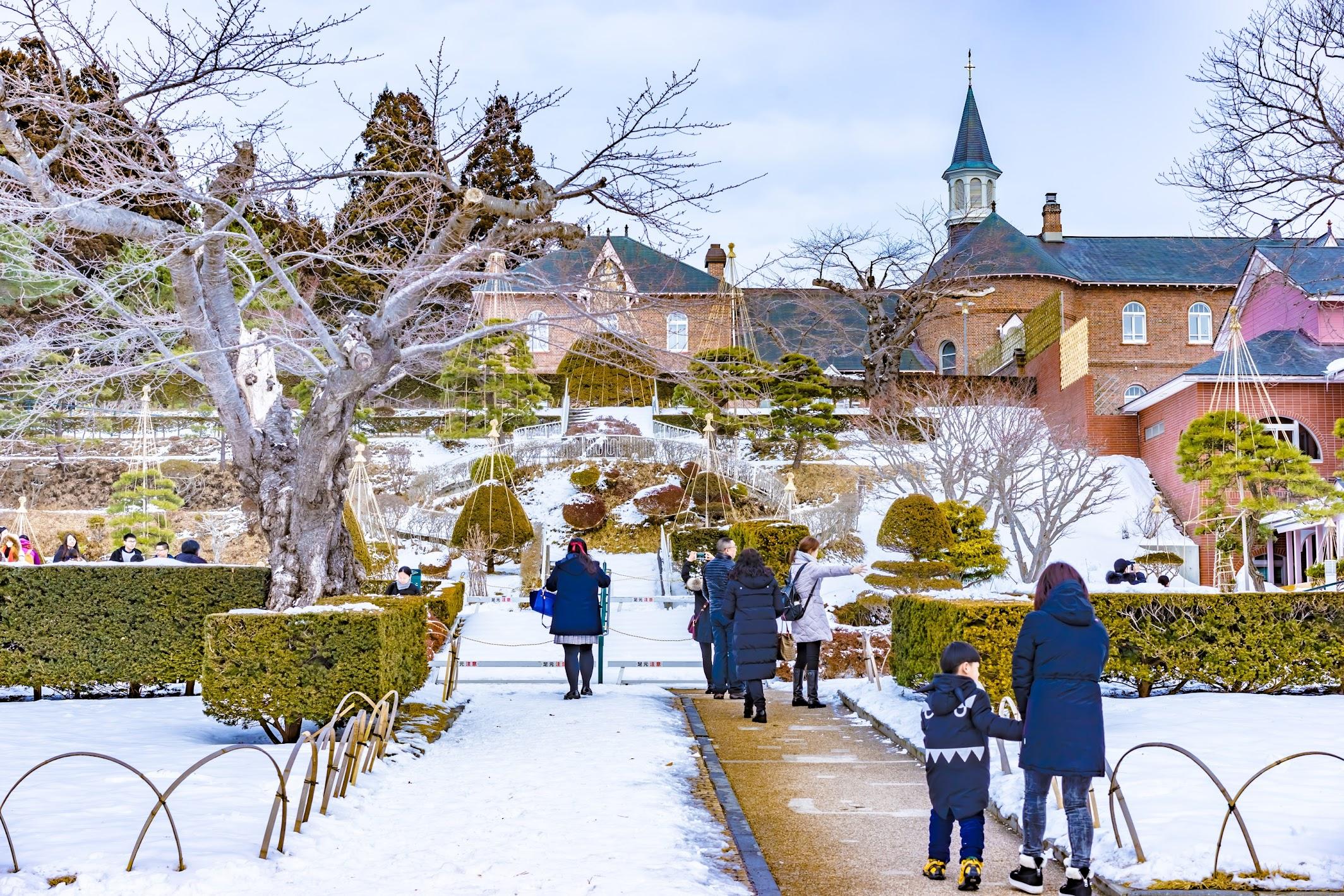 函館 トラピスチヌ修道院3