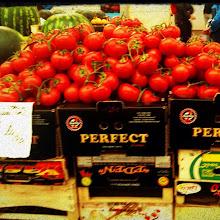Photo: Romanian Fresh Market #intercer #veggie #romania - via Instagram, http://instagr.am/p/LIJrhnpfla/