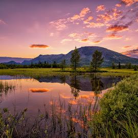 by John Aavitsland - Landscapes Mountains & Hills