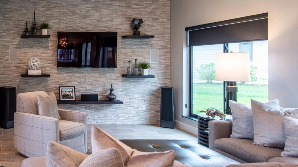 Stacked Stone Veneer Panels: 13 Design Ideas for Your Home