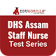 Download DHS Assam Staff Nurse: Online Mock Tests For PC Windows and Mac