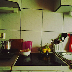 everday life elements by Renato Dibelčar - Artistic Objects Other Objects ( home, indoor, kuche, htc, kitchen, elements, design )