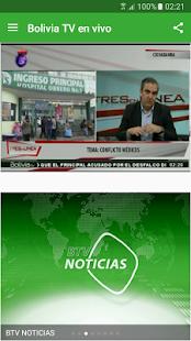 Bolivia TV - náhled