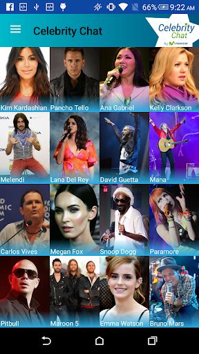 Celebrity Chat
