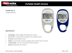 Photo: Health Key-3(3D Digital Pedomete)