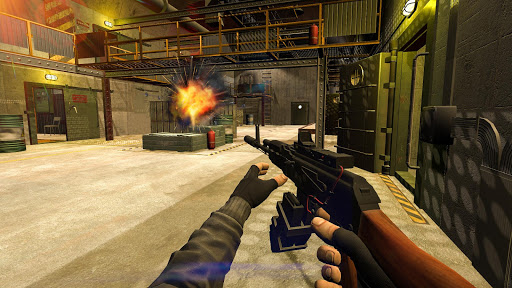 Anti Terrorist Strike - Modern fps Commando Attack 1.1 screenshots 1