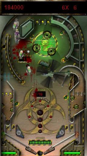 Zombie Smash Pinball Free