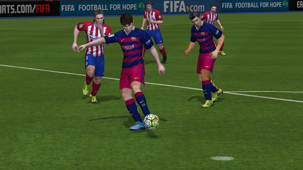 FIFA 15 Soccer Ultimate Team screenshot #10