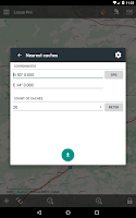 Screenshot of Locus addon - Geocaching4Locus