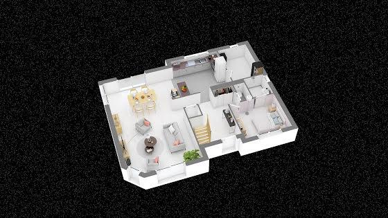 Vente maison 5 pièces 123,1 m2