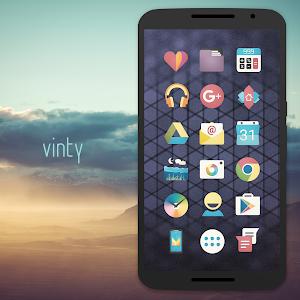 Vinty - Icon Pack v1.7
