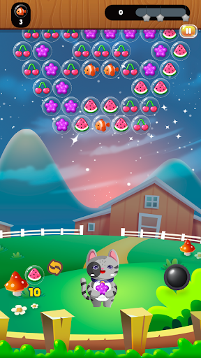 Super Furry Bubble Shooter HD u2013 Candy Puzzle android2mod screenshots 5