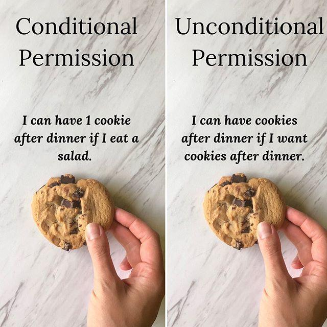 Conditional Versus Unconditional