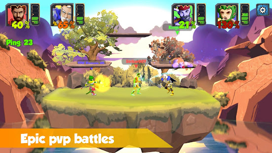 Rumble Arena: Super Smash Legends 2
