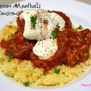 Moroccan Beef Meatballs