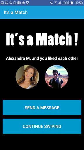 玩免費遊戲APP|下載OKSwiper: Swipe to Date app不用錢|硬是要APP