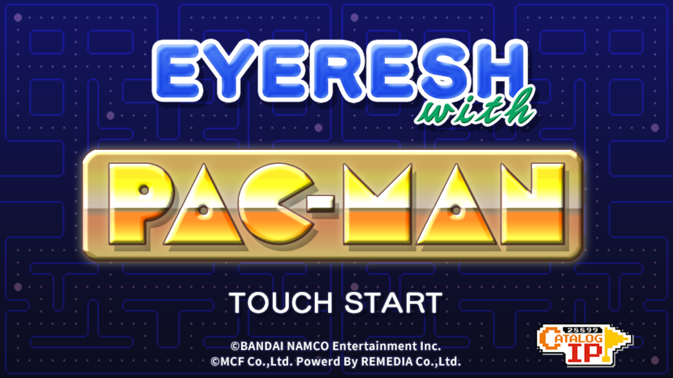 EYERESH with パックマン- screenshot