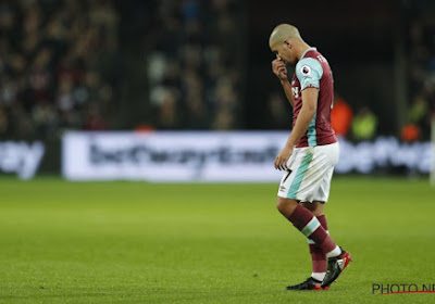 Sofiane Feghouli quitte West Ham