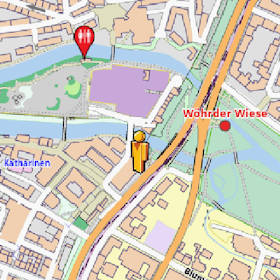 Nuremberg Amenities Map (free)