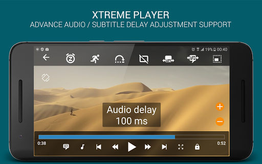 XPlayer HD Media Player  screenshots 8