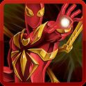 Puzzle Iron Amazing Spider icon