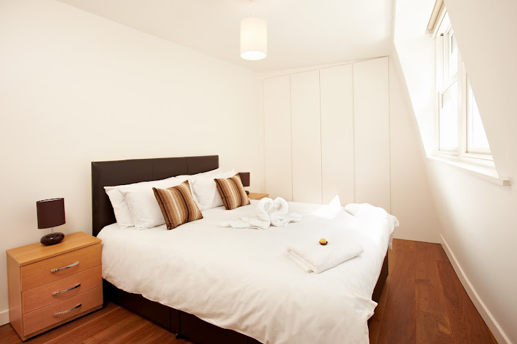 One bedroom apartment at London City Apartments