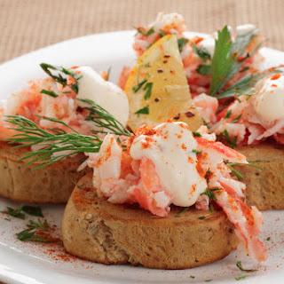 1. Crabmeat Omelette