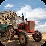 Farm Tractor Driver Cargo