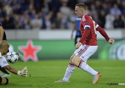 Rooney absent contre le PSV, Martial titulaire ?