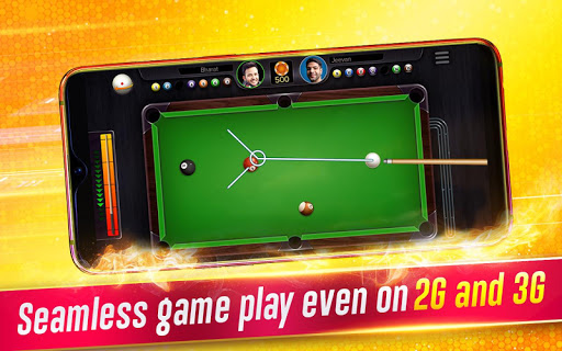 8 Ball Pool Game Online - Pool King 111 Mod screenshots 5