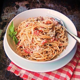 Pesto alla Trapanese.