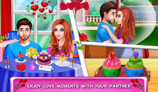 Valentine Day Gift & Food Ideas Game 1.0.2 screenshots 2