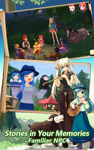 Mabinogi-Fantasy Life 1.78.123101 screenshots 2